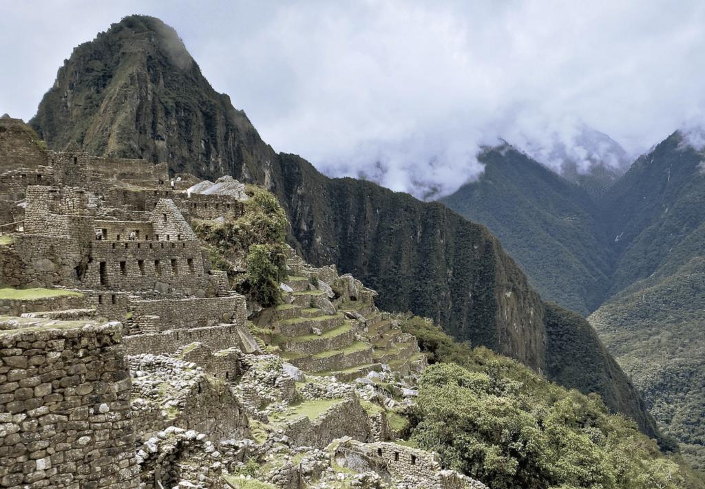Machu Picchu Peru with Field Guides Birding Tours
